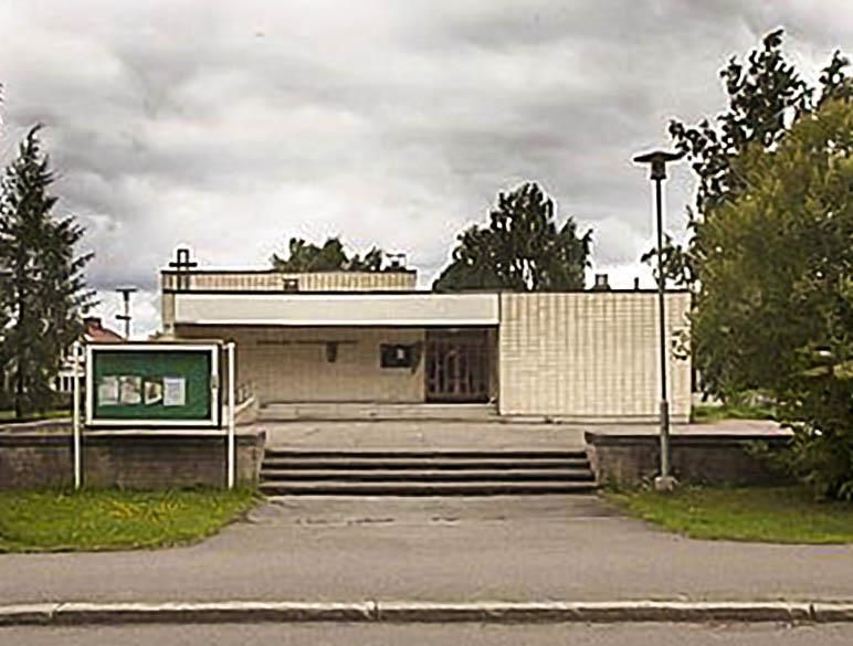 Nekalan seurakuntatalo